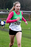 Hannah Brayer U17 Womens Staffs XC Champion 2018