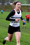 Kate Holt Senior Women's Staffs XC Champion 2018