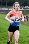 Rebeccah Twardochleb U20 Womens Staffs XC Champion 2018