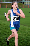 Sian Duval - U13 Girls Staffs XC Champion 2018
